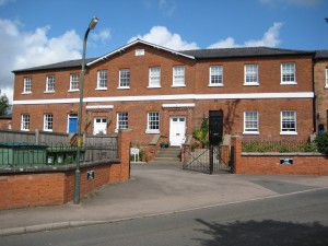 Workhouses - Herefordshire - Ledbury - exterior