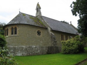 Adforton_Herefordshire - St. Andrew - external