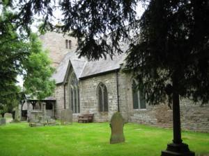 Allensmore - Herefordshire - St. Andrew - exterior