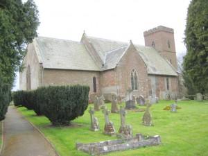 Ashperton - Herefordshire - St. Bartholomew - exterior