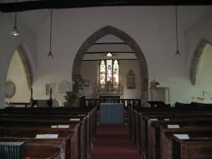 Ashperton - Herefordshire - St. Bartholomew - interior
