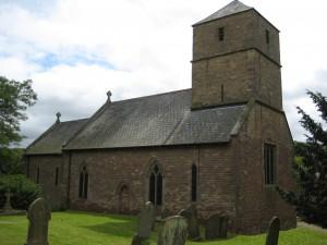 Aston Ingham - Herefordshire - St. John the Baptist - exterior