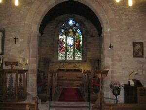 Aston Ingham - Herefordshire - St. John the Baptist - interior