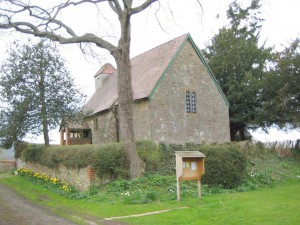 Ayleton_Church- Herefordshire - exterior