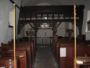 Ayleton_Church- Herefordshire - interior