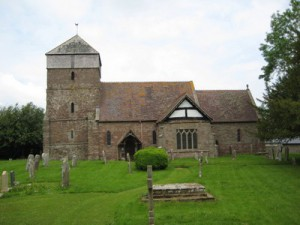 Birley - Herefordshire - St. Peter - exterior
