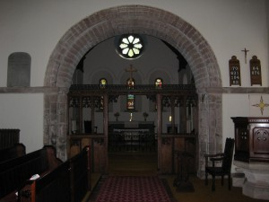 Bishops Frome - Herefordshire - St. Mary - interior