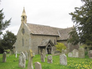 Bishopstone-Herefordshire-St. Lawrence- exterior