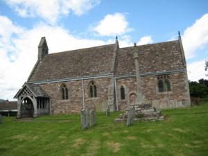 Blakemere - Herefordshire - St. Leonards - exterior