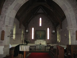 Blakemere - Herefordshire - St. Leonards - interior