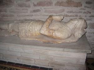 Bredwardine - Herefordshire - St. Andrew - effigy