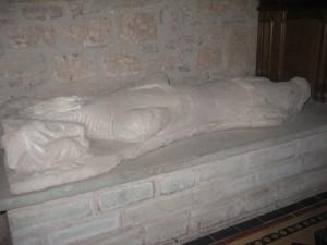 Bredwardine - Herefordshire - St. Andrew - effigy2