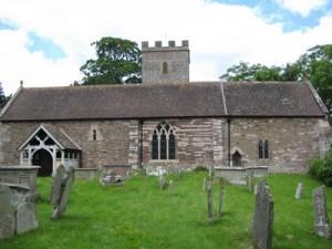 Bredwardine - Herefordshire - St. Andrew - exterior