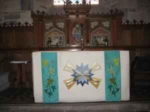 Bredwardine - Herefordshire - St. Andrew - interior