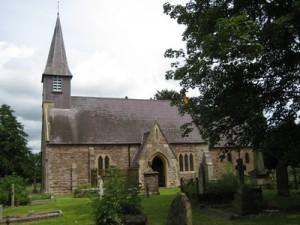 Breinton - Herefordshire - St. Michael - exterior