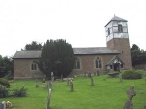 Brimfield - Herefordshire - St. Michael
