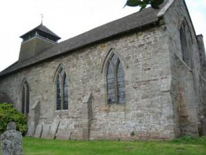 Brinsop - Herefordshire - St. George - exterior