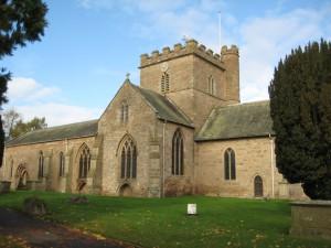 Bromyard - Herefordshire - St. Peter - exterior