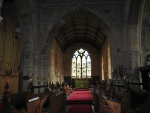 Bromyard - Herefordshire - St. Peter - interior