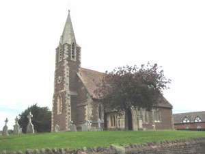 Bullinghope - Herefordshire - St. Peter - exterior