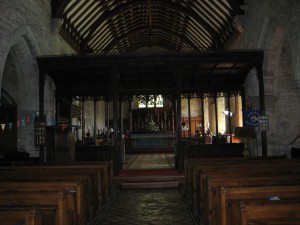 Burghill - Herefordshire - St. Mary - interior