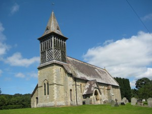Burrington - Herefordshire - St. George - exterior