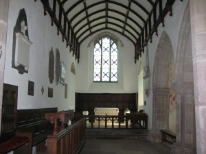 Byford_with_Mansell_Gamage_Herefordshire - St. John the Baptist - interior