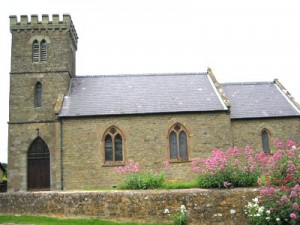 Callow - Herefordshire - St. Michael - exterior
