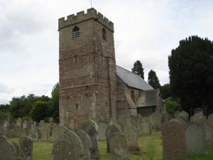 Clodock - Herefordshire - St. Clydog