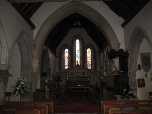 Colwall - Herefordshire - St. James the Great - interior