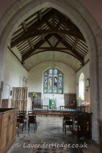 Croft - Herefordshire - St. Michael & All Angels  - interior