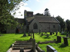 Cusop_Herefordshire_ St. Mary - exterior