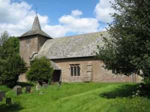 Docklow - Herefordshire - St. Bartholomew - exterior