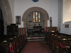 Dormington - Herefordshire - St. Peter - interior