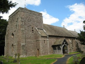 Dorstone - Herefordshire - St. Faith - exterior