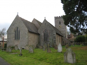 Eardisley - Herefordshire - St. Mary Magdalene - exterior