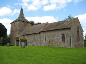 Edvin Ralph - Herefordshire - St. Michael - exterior