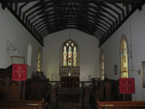 Edvin Ralph - Herefordshire - St. Michael - interior