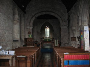 Fownhope - Herefordshire - St. Mary - interior