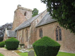 Foy - Herefordshire - St. Mary - exterior