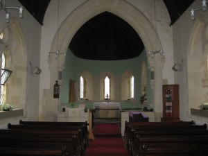 Fromes Hill - Herefordshire - St. Matthews - interior