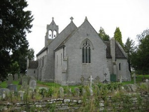 Hardwicke - Herefordshire - Holy Trinity - exterior