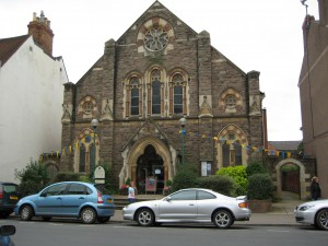 Hereford - Herefordshire - St. Johns Methodist Church - exterior
