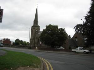 Hereford - Herefordshire - St. Martin - exterior