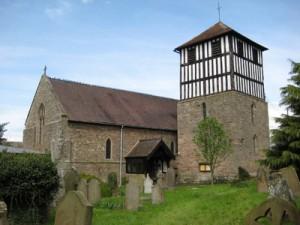 Holmer - Herefordshire - St. Bartholomew - exterior