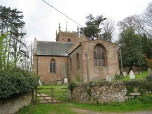How Caple - Herefordshire - St. Andrew with St. Mary - exterior