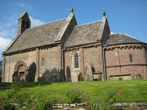 Kilpeck_Herefordshire_St_Mary_and_St_David_exterior
