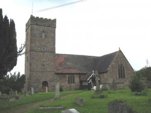 Kings Pyon - Herefordshire - St. Marys - exterior