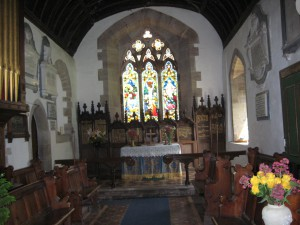 Kings Pyon - Herefordshire - St. Marys - interior