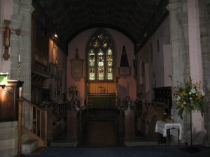 Kingsland - Herefordshire - St. Michael & All Angels - interior